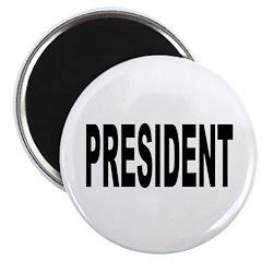 President Magnet