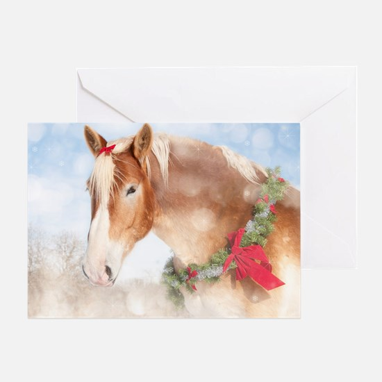 Cool Gallop Greeting Card