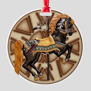 Harvest Moons Plains Pony Ornament