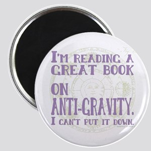 Anti-Gravity Books Funny Magnets