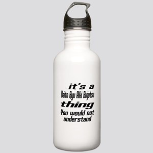 It Is Daito Ryu Aiki B Stainless Water Bottle 1.0L