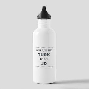 TURK to my JD Water Bottle