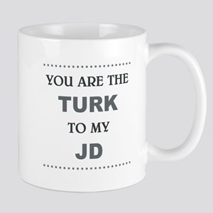 TURK to my JD Mugs
