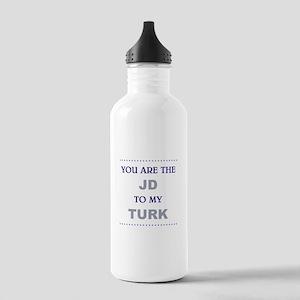 JD to my TURK Water Bottle