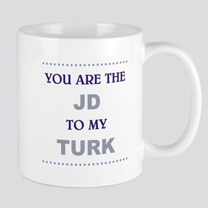 JD to my TURK Mugs