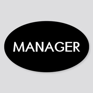 Staff: Manager Sticker