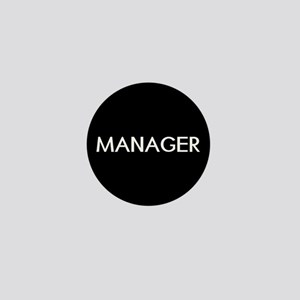 Staff: Manager Mini Button