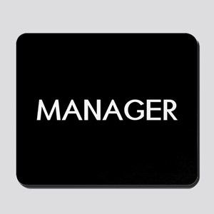 Staff: Manager Mousepad