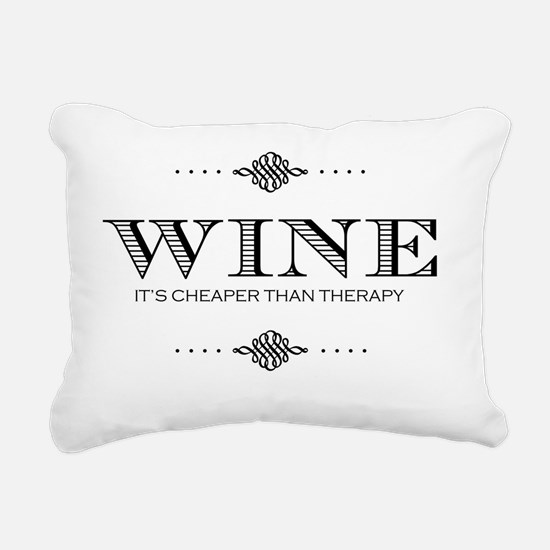 Cute Signing Rectangular Canvas Pillow