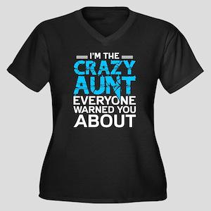 Crazy Aunt T Shirt Plus Size T-Shirt