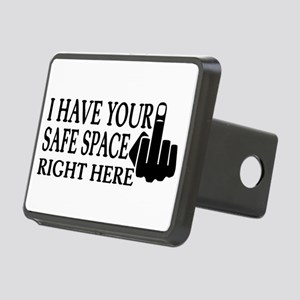 I have your Safe Space Rectangular Hitch Cover