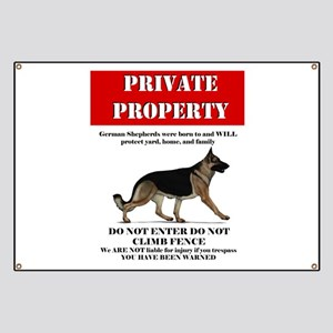 GSD property Banner