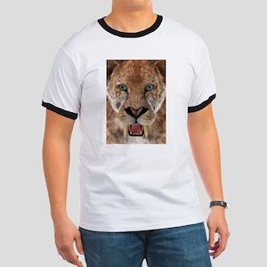 Saber Toothed Ttiger or Smilodon T-Shirt