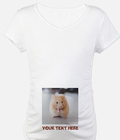 Hamster Personalized Shirt