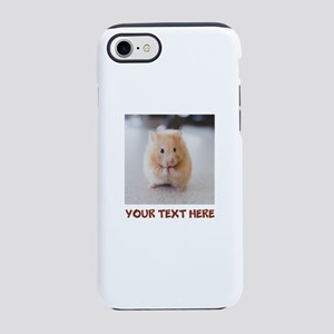 Hamster Personalized iPhone 8/7 Tough Case