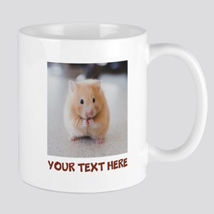 Hamster Personalized 11 oz Ceramic Mug