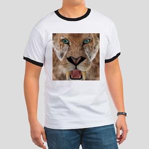 Saber Toothed Ttiger T-Shirt