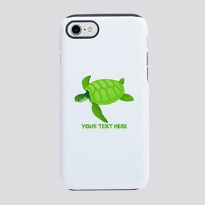 Turtle Personalized iPhone 8/7 Tough Case