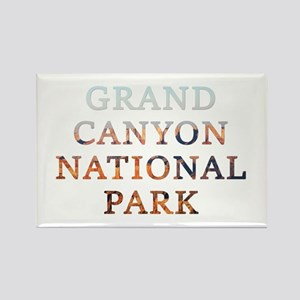 Grand Canyon National Park Rectangle Magnets