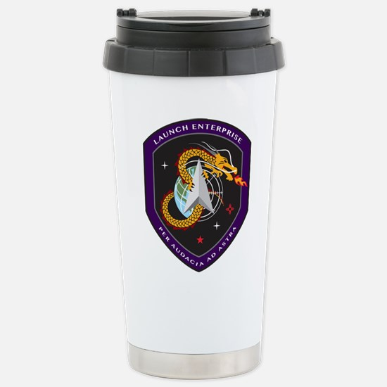 Launch Ent Directorate Stainless Steel Travel Mug