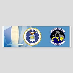 23rd Space Ops Sqdn Sticker (Bumper)