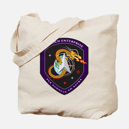 Launch Ent Directorate Tote Bag