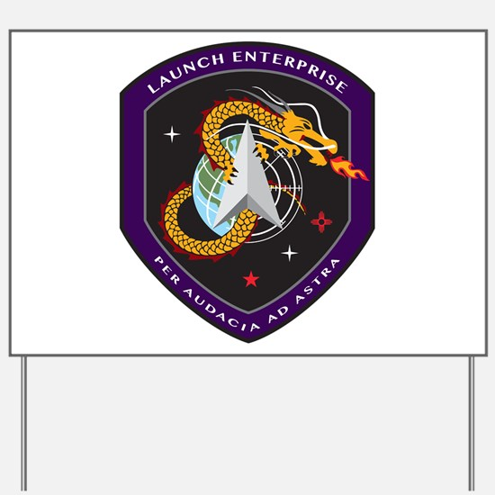 Launch Ent Directorate Yard Sign