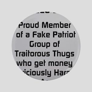 Fake Patriot Group Button