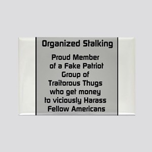 Fake Patriot Group Magnets