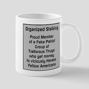 Fake Patriot Group Mugs