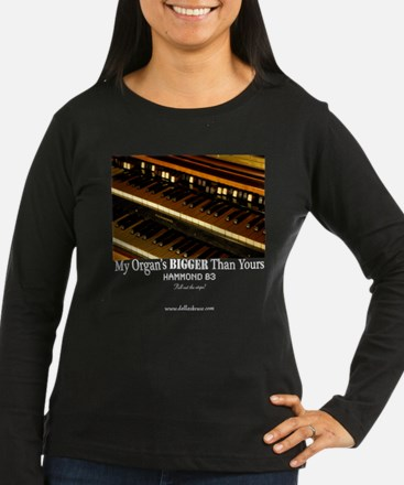 Hammond My Organ Long Sleeve T-Shirt
