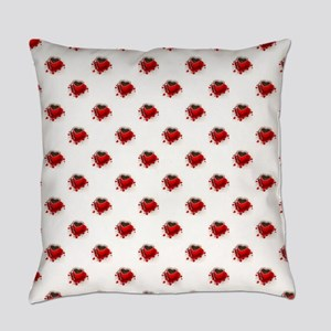 RED HEART CUP Everyday Pillow