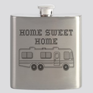 Home Sweet Home Motorhome Flask