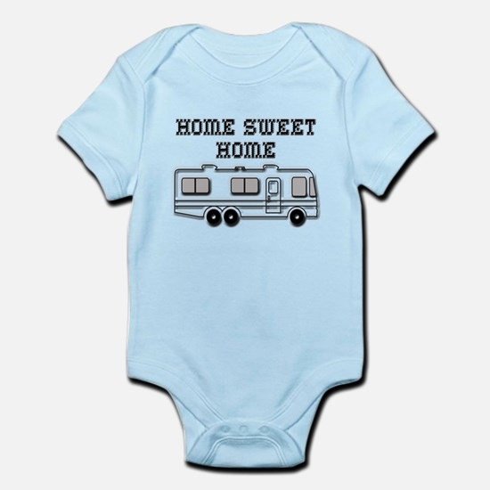Home Sweet Home Motorhome Infant Bodysuit