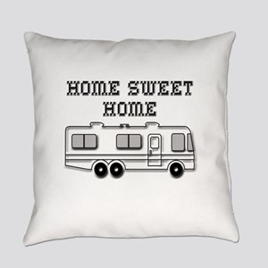 Home Sweet Home Motorhome Everyday Pillow