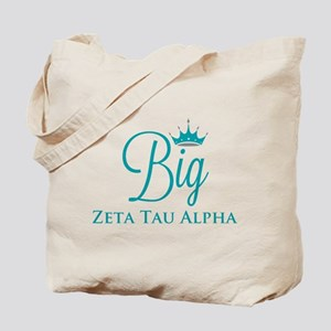 Zeta Tau Alpha Big Tote Bag