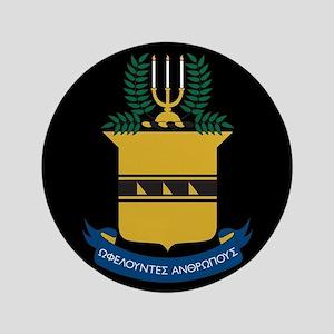 Acacia Crest Button