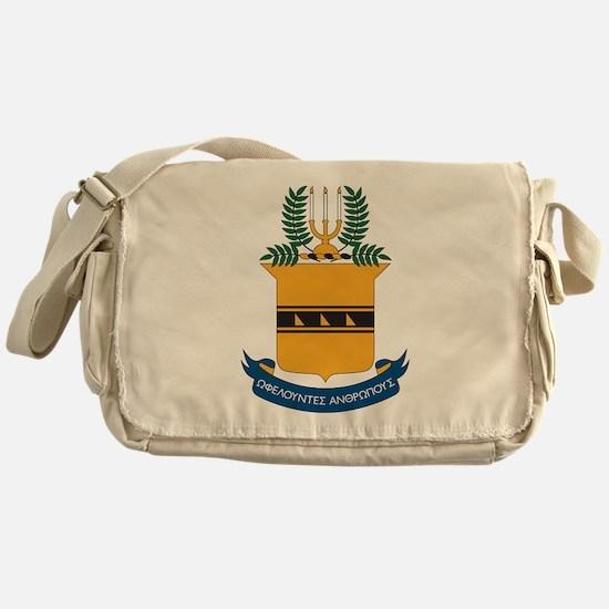 Acacia Crest Messenger Bag