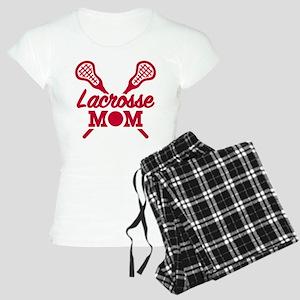 Lacrosse mom Pajamas