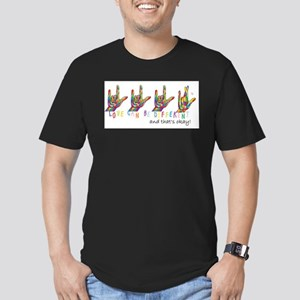 ASL LOVE Can Be DIFFERENT T-Shirt