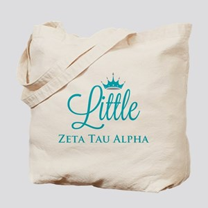 Zeta Tau Alpha Little Tote Bag