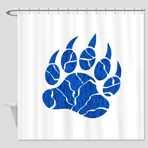 TRACK Shower Curtain