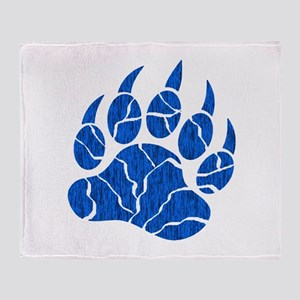 TRACK Throw Blanket