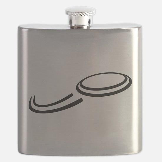 Frisbee Flask