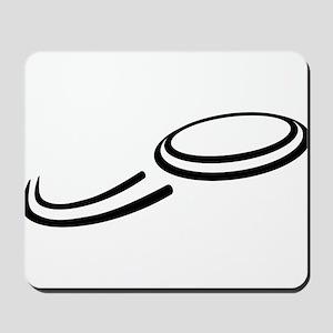 Frisbee Mousepad