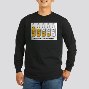 Tequila Amortización - Long Sleeve T-Shirt