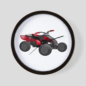 ATV Wall Clock