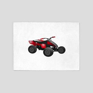 ATV 5'x7'Area Rug
