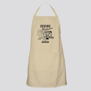 Sewing Forever, Housework Whenever Apron
