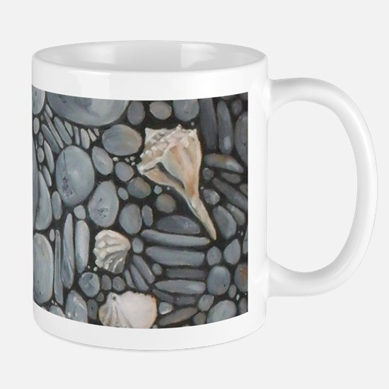 Beach Stones Pebbles Rocks Mugs